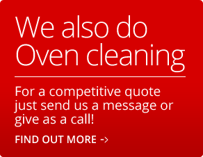 The Oven Cleaner - Oven Cleaning Lincolnshire